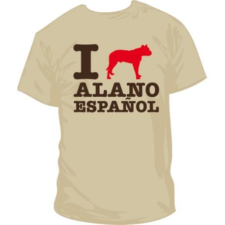 I Love Alano Español