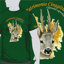 Camiseta Corzo UNAC