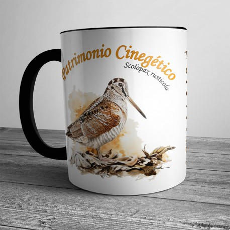 Taza Becada de pie UNAC