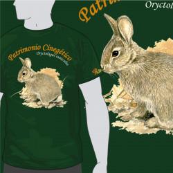 Camiseta Conejo UNAC