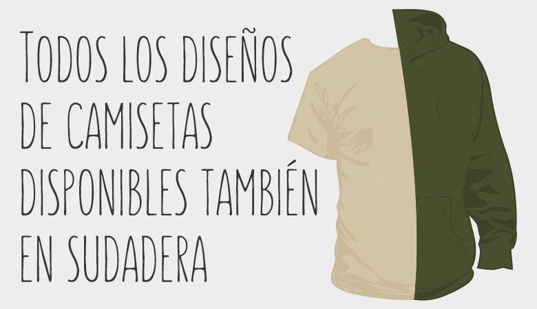 Camisetas y Sudaderas